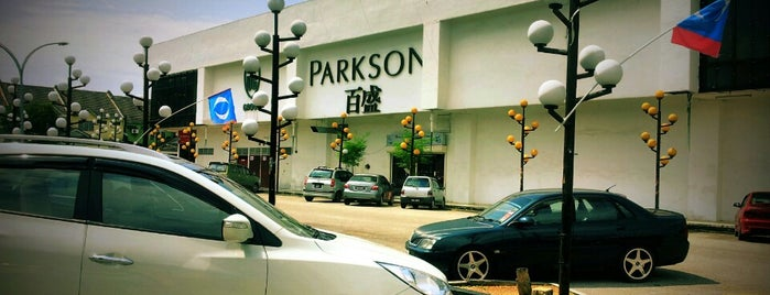 Parkson is one of Sp.