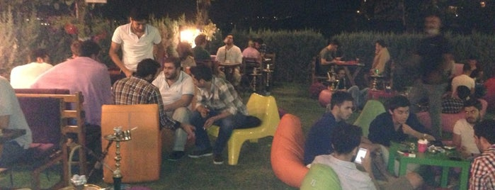 Chiffre Nargile Cafe is one of Must-Visit ... Ankara.