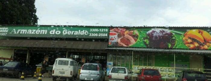 Mercado do Geraldo is one of comércio & serviços.