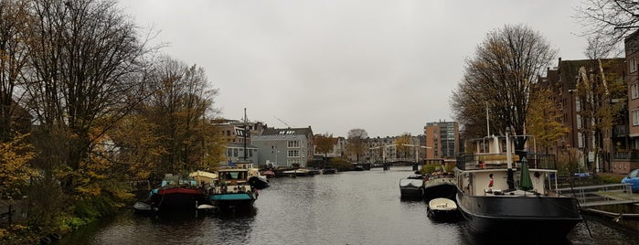 Bickerseiland is one of Must-visit Great Outdoors in Amsterdam.