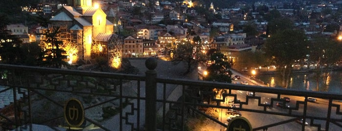 Kopala Terrace Bar is one of Tifliss.