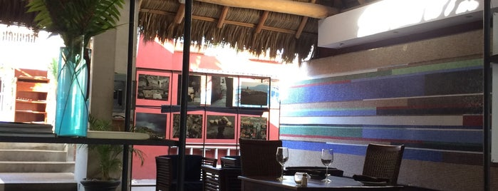 Adriaticos is one of Healthy places to eat :: Comida saludable.