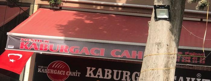 Kaburgacı Cahit is one of Adana.
