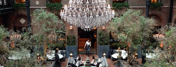 3 Arts Club Cafe is one of Best Chicago Brunches, 2016.