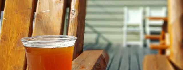 Cheboygan Brewing Company is one of Breweries to Visit.