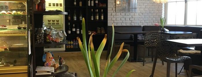 Bon Bon Café is one of Týden kávy 2012.