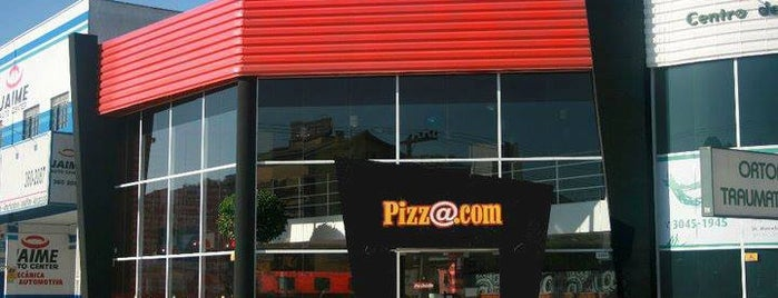 Pontocom Pizza is one of Aonde comer em BC.