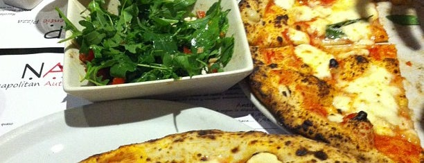 NAP: Neapolitan Authentic Pizza is one of Restaurants.