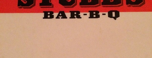 Stubb's Bar-B-Q is one of Clubs, Pubs & Nightlife in ATX.