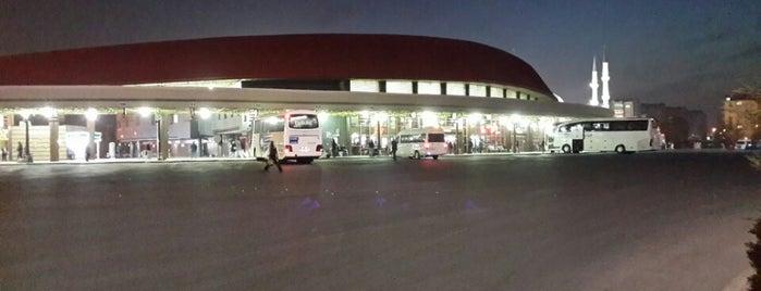 Konya Şehirler Arası Otobüs Terminali is one of my favorites.
