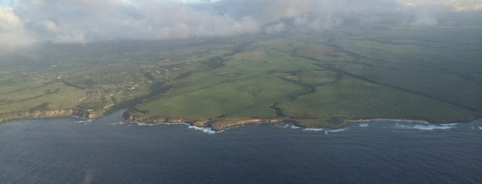 Pauwela Point & Lighthouse is one of Molokai Cowgirls - Horses in Hawaii.