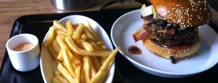 Richie'n Rose – Burger No.1 is one of US Food & Co. (Part 1/2).
