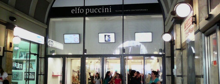 Teatro Elfo Puccini is one of my greatest hits.