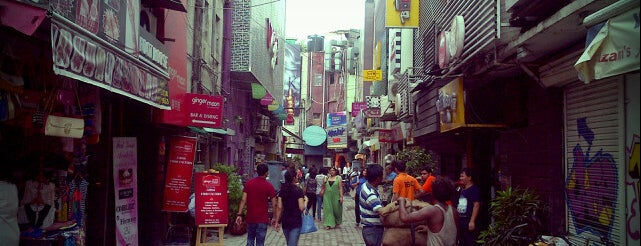 Khan Market is one of Top 10 favorites places in Delhi.