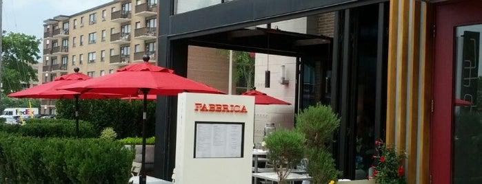 Fabbrica is one of Toronto.