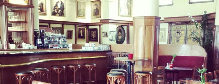 Café Schiller is one of Amsterdam <3.