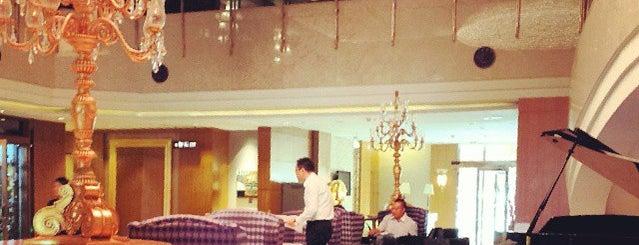 Grand Noble Hotel Xi'an is one of Hoteles en que he estado.