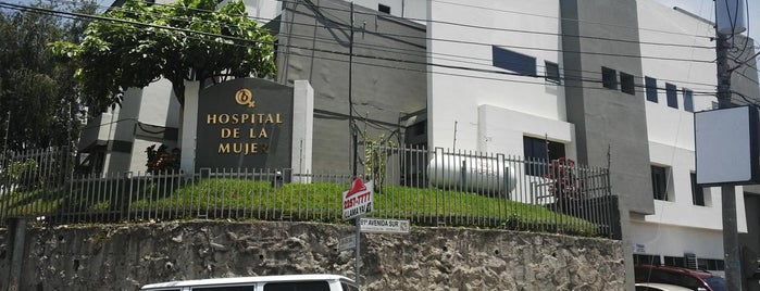 Hospital de la Mujer is one of Lugares favoitos.