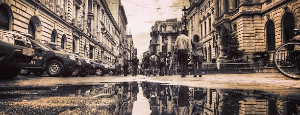 Historical City Centre is one of Best places in Bucharest.