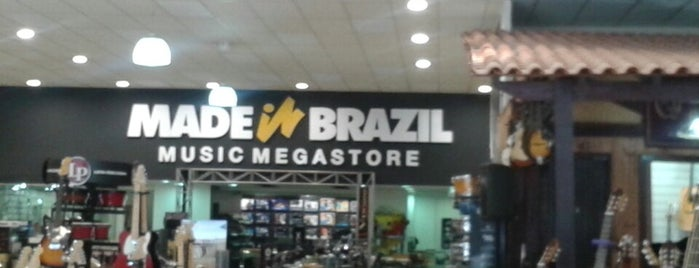 Made In Brazil Megastore is one of Things to do.