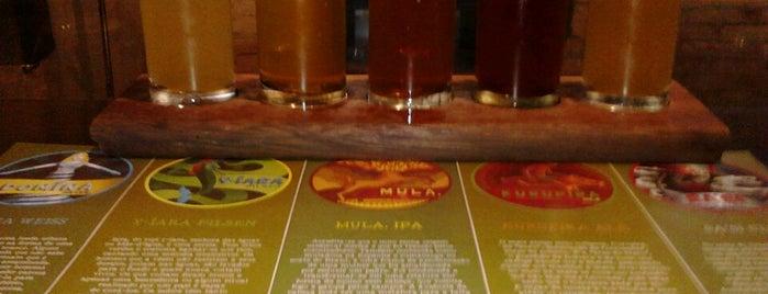 Cervejaria Nacional is one of Lugares para ficar bebado em São Paulo.