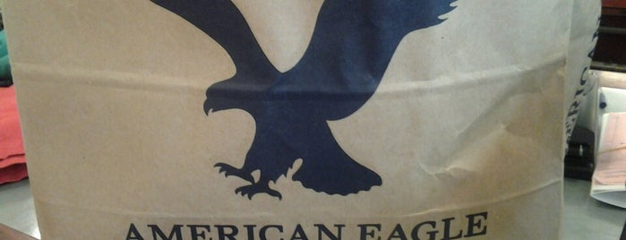 American Eagle Outfitters - Closed is one of Guide to Rochester's best spots.