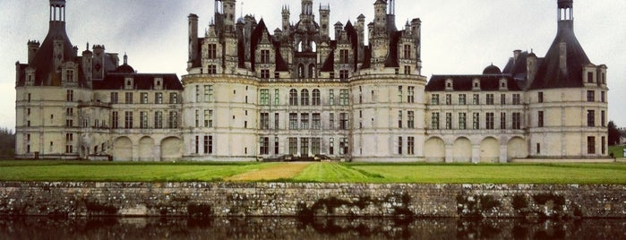 Château de Chambord is one of Top picks for Historic Sites.