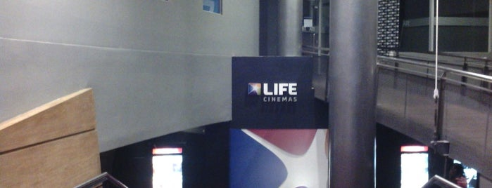 LIFE Cinemas 21 is one of Paris.
