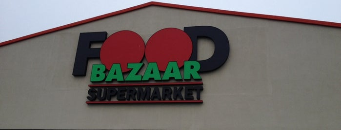Food Bazaar Supermarket is one of Approved for Tourists NYC.