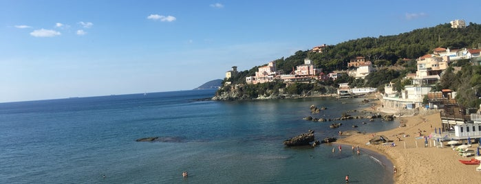 Castiglioncello is one of TOSCANA.