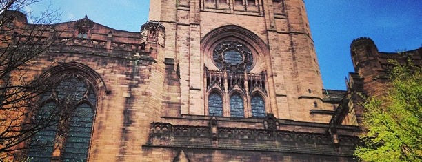 Liverpool Cathedral is one of Ireland England Scotland Trip.