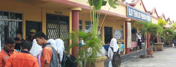 Kolej Komuniti Kepala Batas is one of Learning Centers,MY #5.