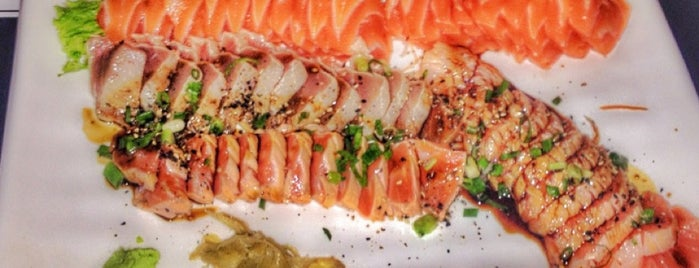 Beishu Sushi Lounge is one of Guia Rio Sushi by Hamond.