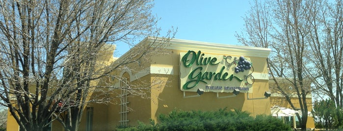 Olive Garden is one of Top 10 dinner spots in Westminster, CO.
