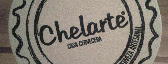 Chelarte is one of Craft beer.