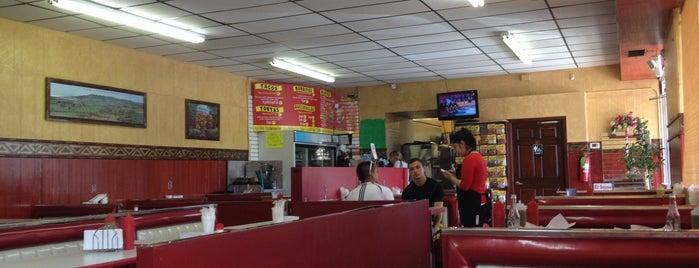 Tacos El Cunado is one of Favorite Food.