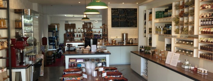 Isle of Olive is one of HFA in London: Delicatessen.