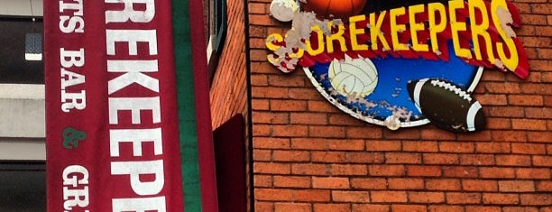 Scorekeepers is one of Ann Arbor Delivery.