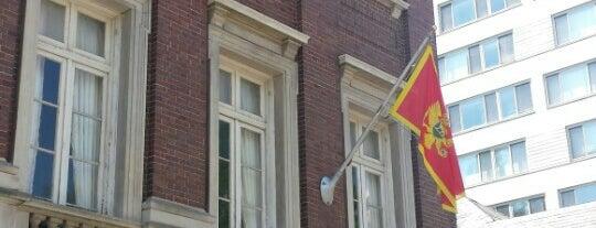 Embassy Of Montenegro is one of Members.