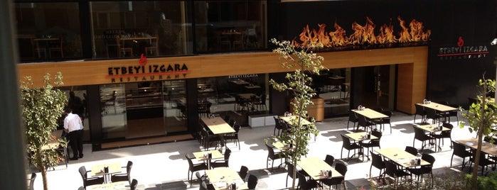 Etbeyi Izgara Restaurant is one of Baranoğlu cafe pastane restorant.