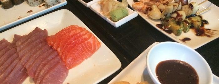 Atlântico Sushi Pan Asiático is one of Guia Rio Sushi by Hamond.