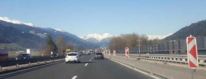 Inntal Autobahn is one of Österreich.