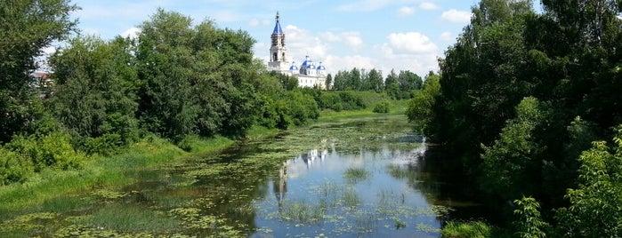 Кашин is one of cities.