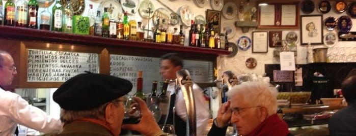 La Trucha is one of Restaurantes en Madrid.