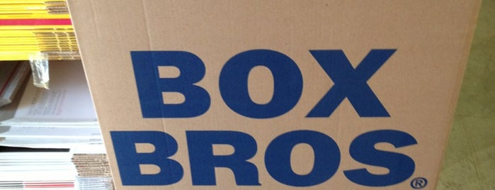 Box Brothers is one of Miracle Mile.