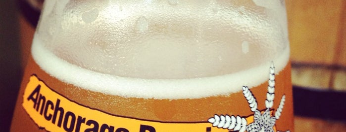 Anchorage Brewing Company is one of Beer / RateBeer's Top 100 Brewers [2015].