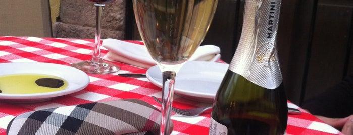 La Traviata is one of 20 favorite restaurants.