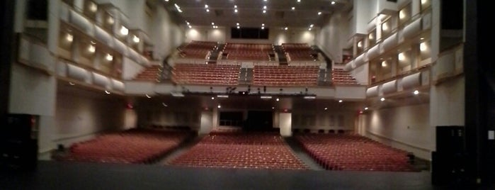 Curtis M. Phillips Center for the Performing Arts is one of Favorites in Gainesville.