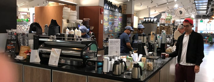 George Howell Coffee is one of Boston.