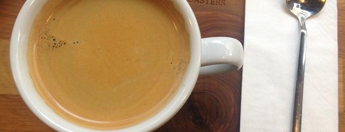 Ben Coffee Roasters is one of Kahve.